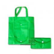 绿色折叠袋