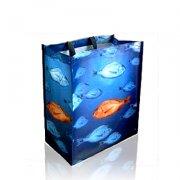 鱼深蓝 覆膜袋