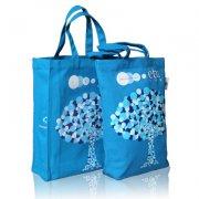 蓝色万博app客户端手提袋